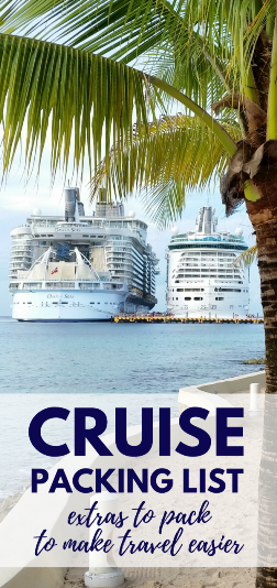 what to pack for a caribbean cruise    cruise packing tips