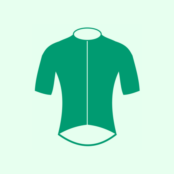 Cycling jerseys: Features of a cycling-specific shirt