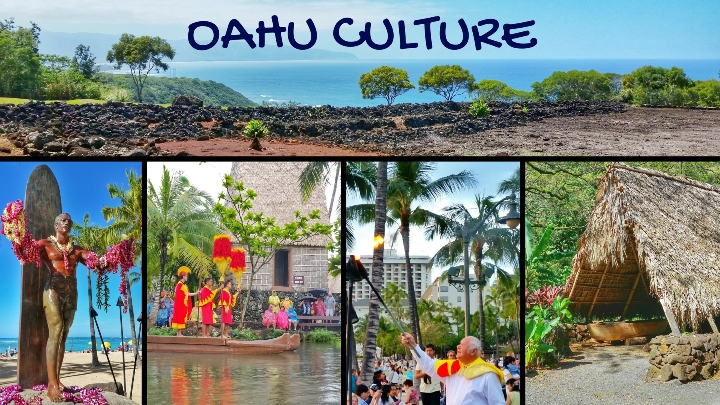 Oahu: Hawaiian culture activities in Oahu with map and list, Hawaii