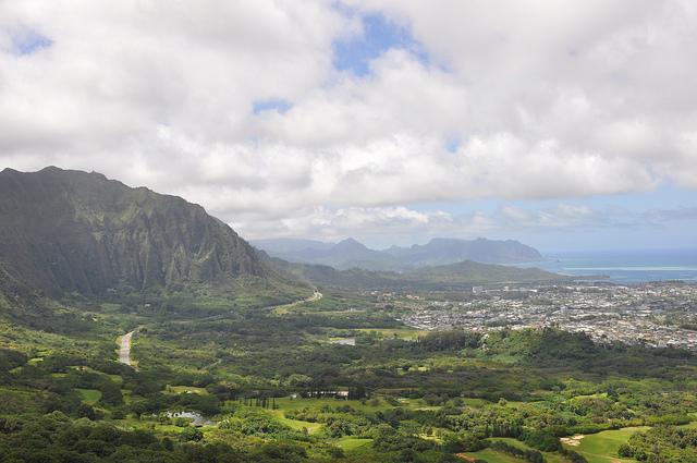 Things to do in Oahu: Nuuanu Pali! Hawaii