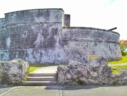 Things to do in Nassau Bahamas: Fort Fincastle