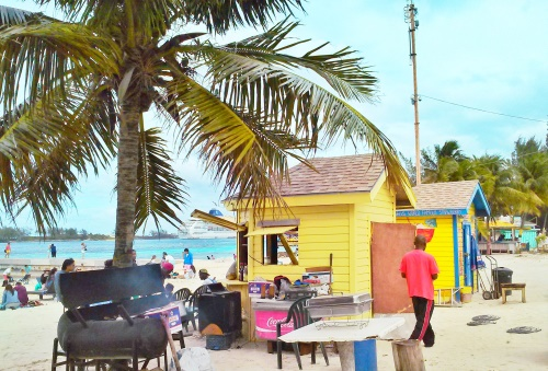 Things to do in Nassau Bahamas: Junkanoo Beach