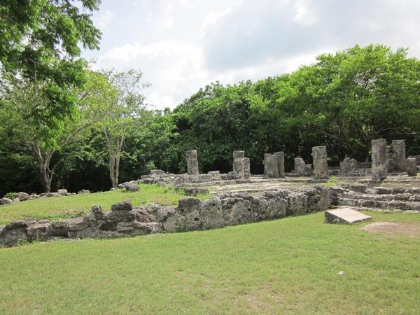 Cozumel excursion: Mayan ruins tour on cruise shore excursion
