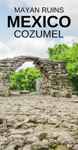 Cozumel excursions: Mayan ruins tours near Cozumel