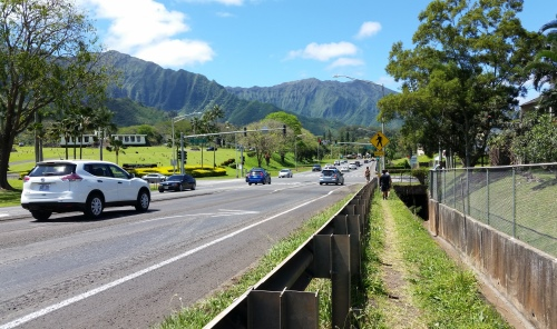 Puu Maelieli Trail: Directions to Kaneohe hike, Oahu Hawaii hiking trail