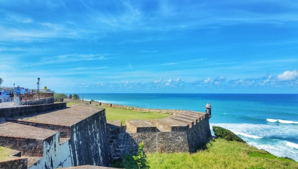 Things to do in San Juan to include San Juan fort