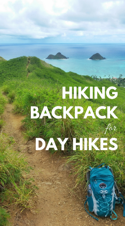 Best daypack for hiking: Best backpack for day hikes