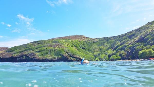 Hanauma Bay snorkeling rental: Best Oahu snorkeling that's kid-friendly at Hanauma Bay, Hawaii