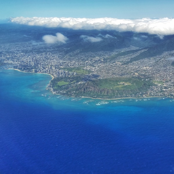 Flying Into Honolulu Airport: Where To Sit On Your Flight