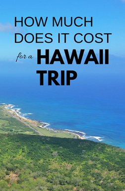 How much does it cost to go to Hawaii? 2017 minimum for a ...
