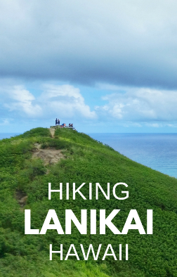 Lanikai Pillbox Hike: Hiking trail in Kailua, Oahu, Hawaii