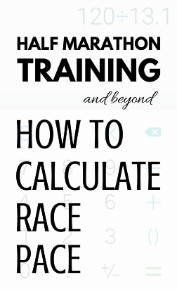 Running Pace Calculator How To Predict Goal Race Pace With A