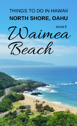 Waimea Beach: Things to do near Waimea Beach, North Shore, Oahu, Hawaii