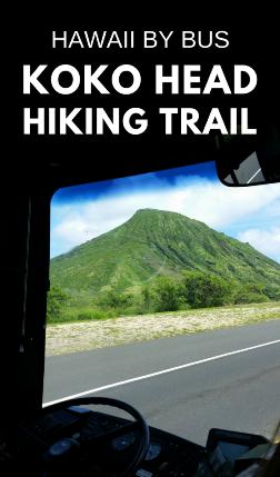 Koko Head Hike: How to get to Koko Head Trail by bus with directions, Oahu Hawaii