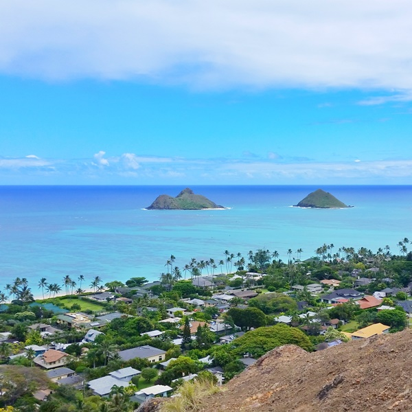 Mokes Oahu How To See The Mokulua Islands Beach