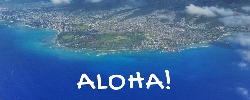 Oahu Hawaii: Honolulu flight into Oahu airport