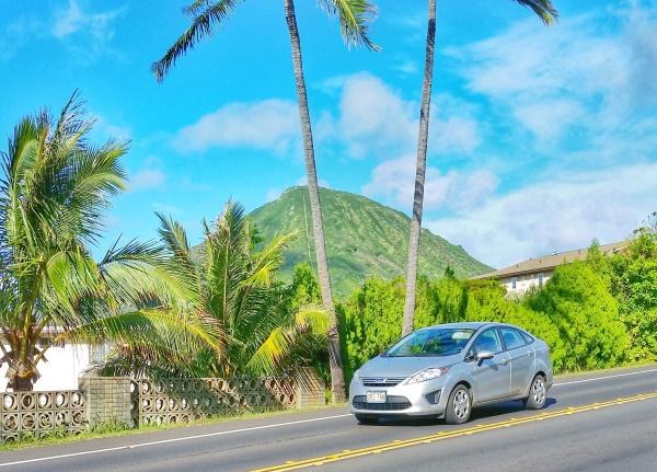 Oahu Hawaii: Oahu circle island driving tour