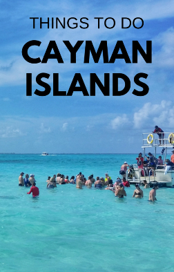 Stingray City Grand Cayman: Things to do in the Cayman Islands on a Caribbean cruise