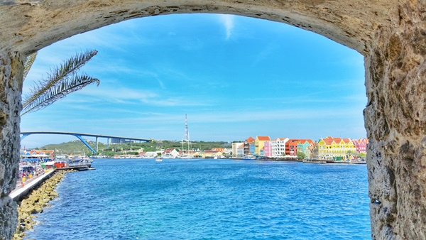 Curacao cruise: Rif Fort on a cruise to Curacao, Caribbean