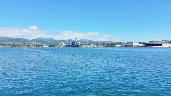 Pearl Harbor Hawaii: U.S. Navy Shipyard, Oahu