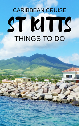 St Kitts cruise: Things to do on a Caribbean cruise to St Kitts near cruise port, Caribbean