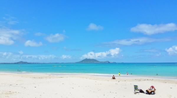 East Oahu: Kailua Beach, Hawaii
