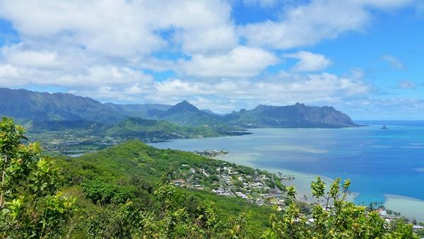 East Oahu: Puu Maelieli Trail, Hawaii