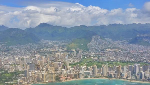 Waikiki Beach, Oahu Hawaii