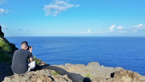 Makapuu Lighthouse Trail: Ocean photography and whale watching on Oahu, Hawaii