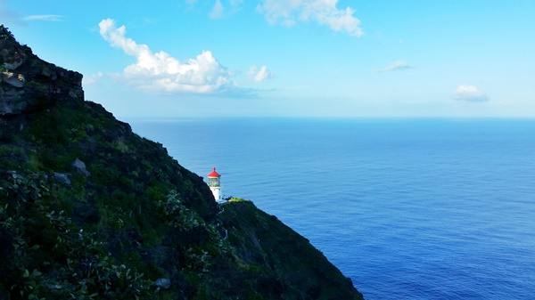 Makapuu Lighthouse Trail: Makapuu Lighthouse, Oahu, Hawaii