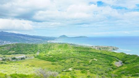 Diamond Head Hike: Best Oahu hikes with best views of Koko Crater and Hanauma Bay, Hawaii