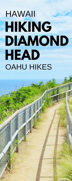 Diamond Head Hike, Hawaii: Best Oahu hikes with best views, Waikiki, Honolulu