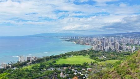 Diamond Head Hike: Best Oahu hikes with best views of Waikiki and Honolulu, Hawaii