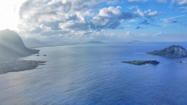 Oahu Hikes, Oahu travel guide: Makapuu Lighthouse Trail, Oahu hikes pocket guide, Hawaii