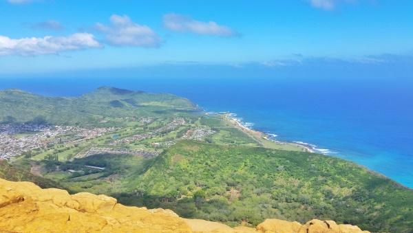 Oahu Hikes: Free Oahu travel guide. Digital pocket guide. PDF. Hawaii
