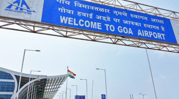 Goa Airport To Madgaon Taxi Fare Distance Map
