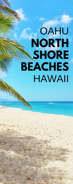 North Shore Beaches: map + list :: Best beaches on the North