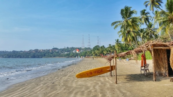 Bambolim Beach, Central Goa: Best places to visit in Goa in one week, India