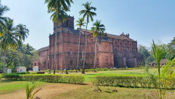 Basilica of Bom Jesus - Old Goa, Central Goa: Best places to visit in Goa in one week, India