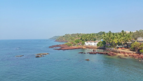 Dona Paula Jetty viewpoint, Central Goa: Best places to visit in Goa in one week, India