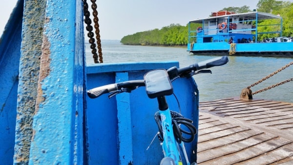 Goa ferry, Central Goa: Best places to visit in Goa in one week, India