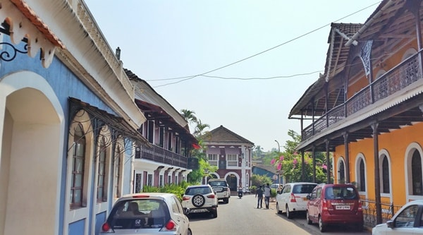 Fontainhas - Latin Quarter of India, Central Goa: Best places to visit in Goa in one week, India