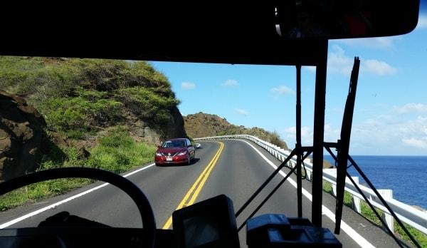 Waikiki Activities Travel Guide: Getting around Oahu by bus from Waikiki, Hawaii