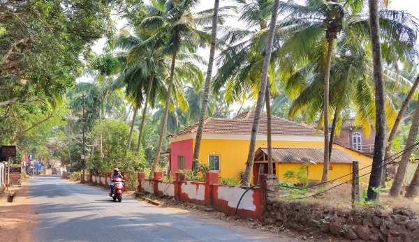 Cultural Goa. Best places to visit in Central Goa in one week, India