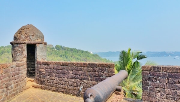 Reis Magos Fort, Central Goa: Best places to visit in Goa in one week, India