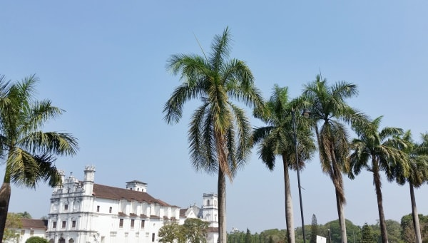 Se Cathedral - Old Goa, Central Goa: Best places to visit in Goa in one week, India