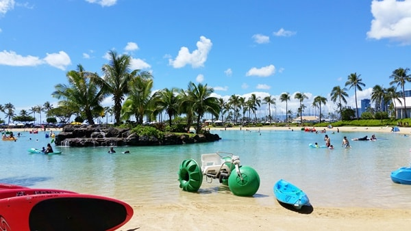 Family Friendly Activities For Kids S At Hilton Hawaiian Village Lagoon Best Waikiki