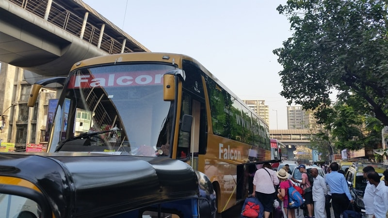 Mumbai to Udaipur by overnight sleeper bus: Getting to Udaipur. Itinerary for Rajasthan, India