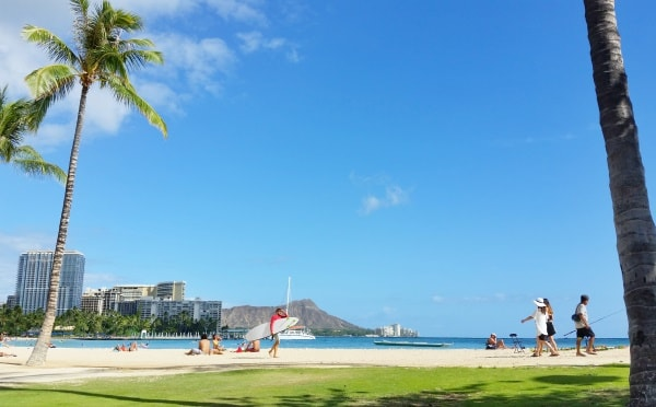 Waikiki Activities Travel Guide: Best things to do in Waikiki in one week, Oahu, Hawaii