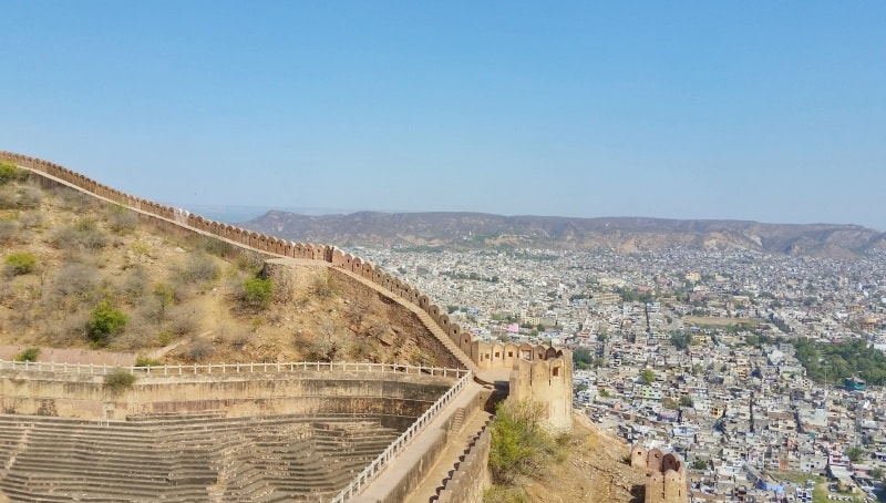Forts in Jaipur in one day: Which Jaipur forts are worth visiting? Rajasthan forts, India